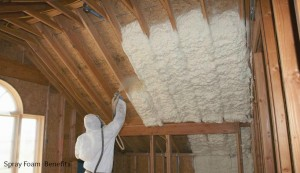 Attic Spray Foam In Phoenix