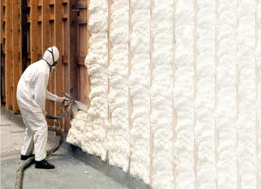 Spray foam insulation vs rigid foam phoenix spray foam for New home insulation