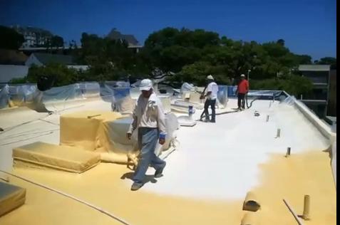 Spray Foam Roofing In Phoenix Az 602 903 4108